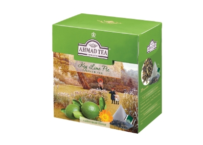 Чай Ahmad Tea Key Lime Pie