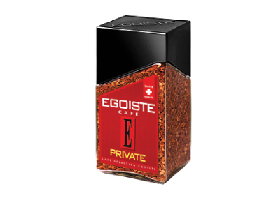 Кофе Egoiste Private
