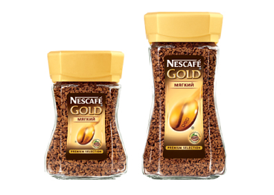 Кофе Nescafe Gold Мягкий