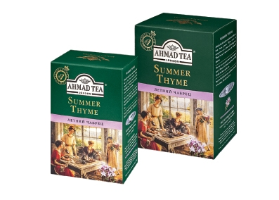 Чай Ahmad Tea Summer Tryme