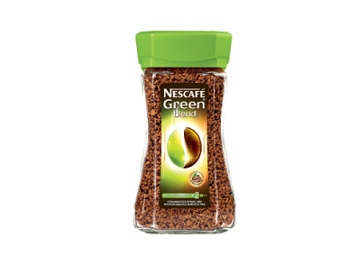 Кофе Nescafe Gold Green