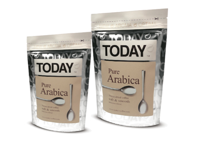 Кофе Today Pure Arabica