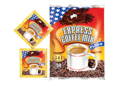 Кофе Express Coffee Mix 3 в 1