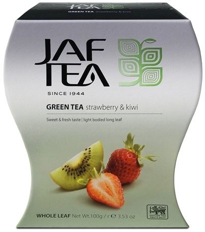 Чай Jaf Tea Strawberry & Kiwi