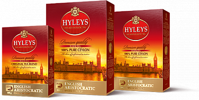 Чай Hyleys English Aristocratic Tea