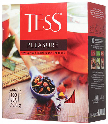Чай Tess Pleasure
