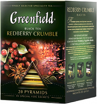 Чай Greenfield Redberry Crumble