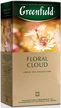 Чай Greenfield Floral Cloud