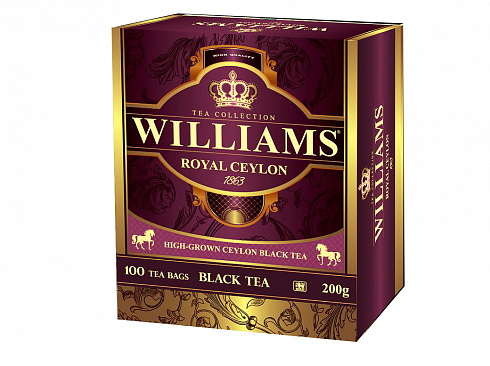 Чай Williams Royal Ceylon