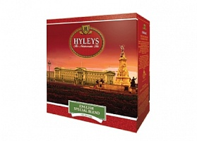 Чай в пакетиках Hyleys English Special Blend