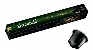 Чай Greenfield Black Wonder