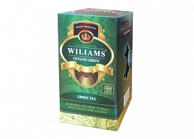 Чай Wiliams Ceylon Green