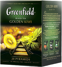 Чай Greenfield Golden Kiwi