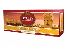 Чай Hyleys English Breakfast