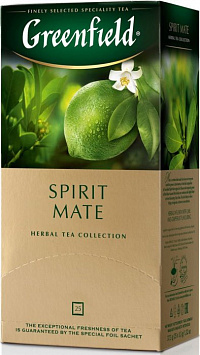Чай Greenfield Spirit Mate