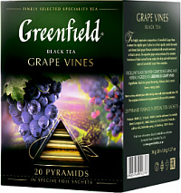 Чай Greenfield Grape Vines